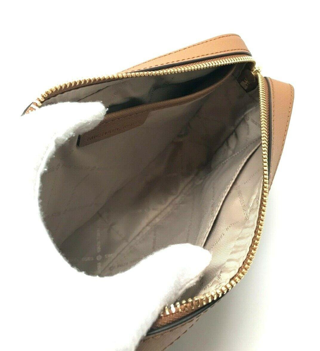 thumbnail 19 - Michael Kors Jet Set Item Large East West Crossbody Chain Handbag Clutch $298