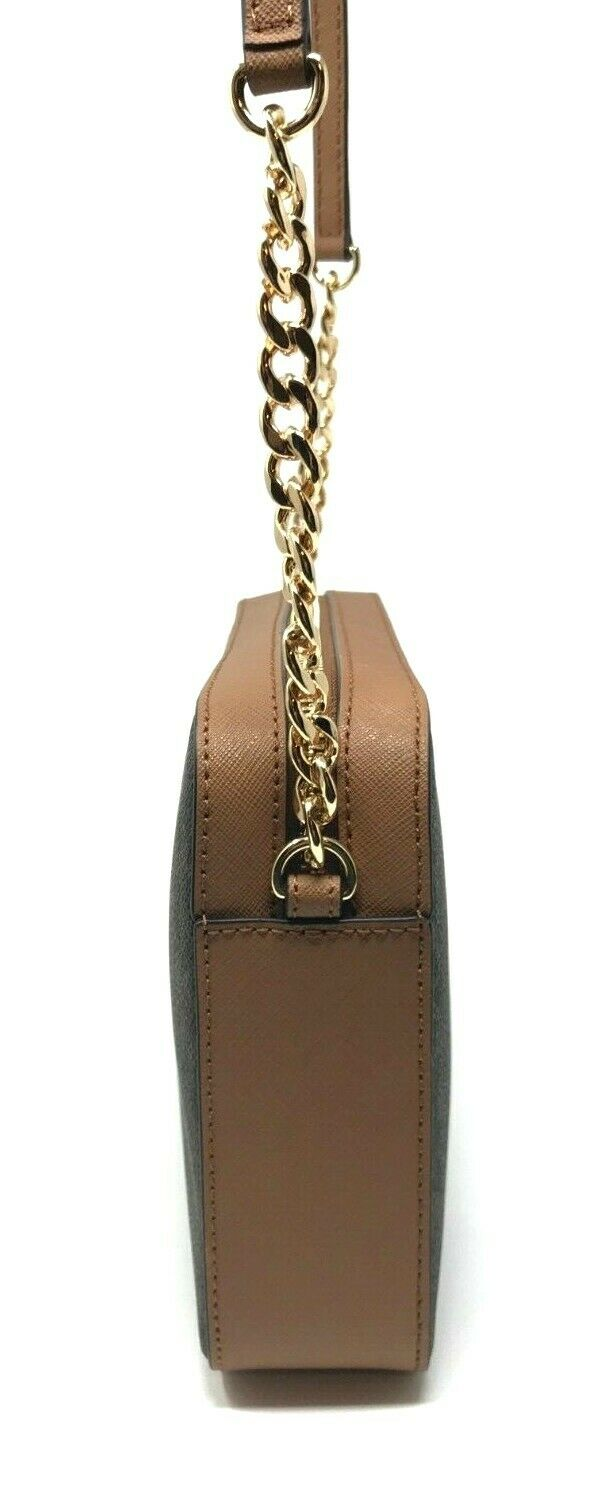thumbnail 16 - Michael Kors Jet Set Item Large East West Crossbody Chain Handbag Clutch $298