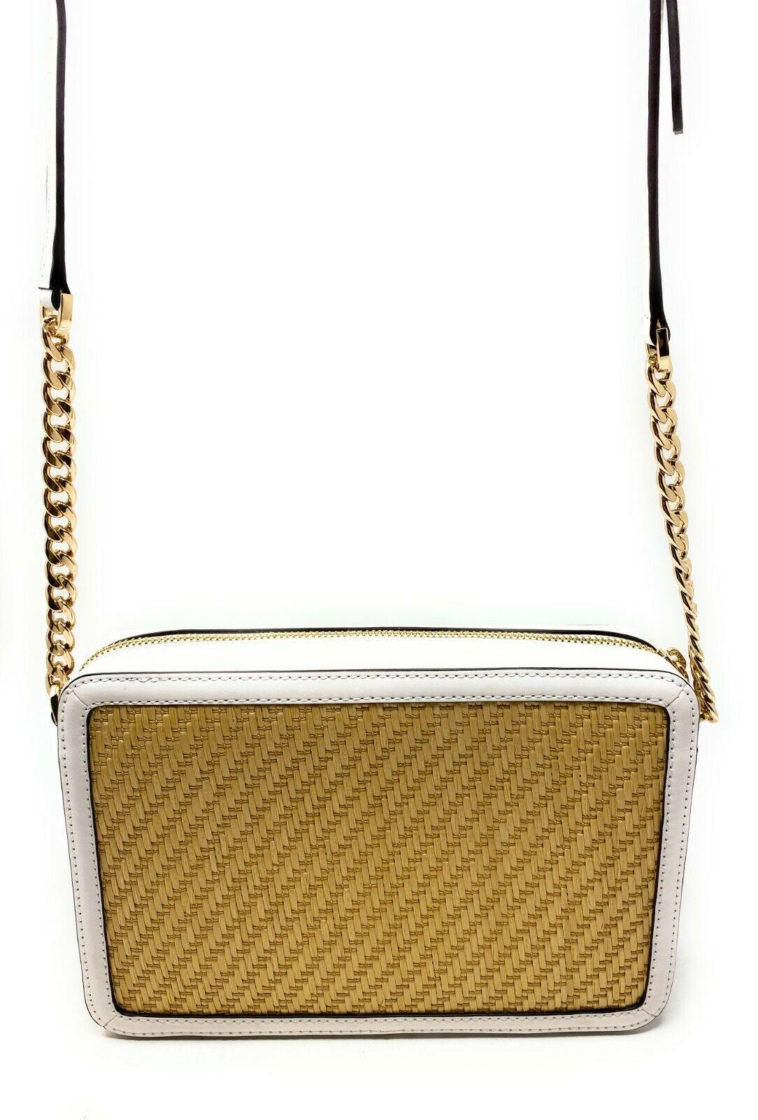 thumbnail 23 - Michael Kors Jet Set Item Large East West Crossbody Chain Handbag Clutch $298