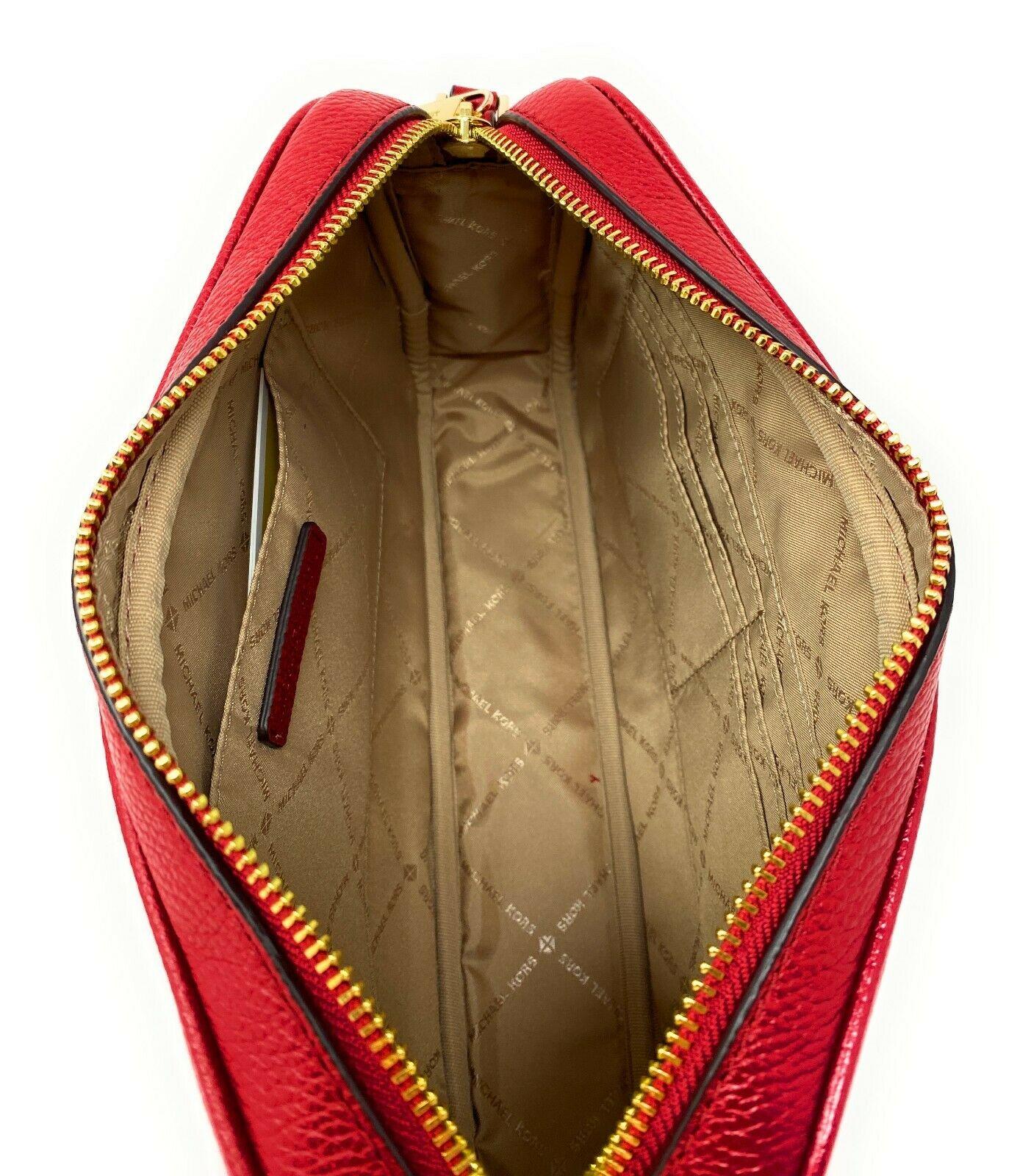 thumbnail 31 - Michael Kors Jet Set Item Large East West Crossbody Chain Handbag Clutch $298