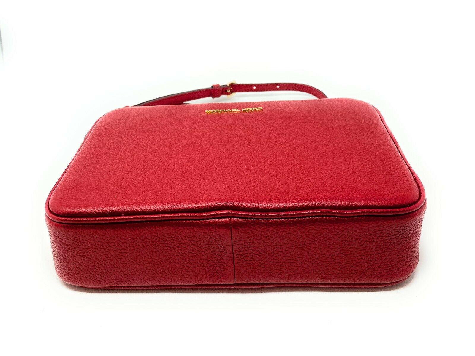 thumbnail 30 - Michael Kors Jet Set Item Large East West Crossbody Chain Handbag Clutch $298