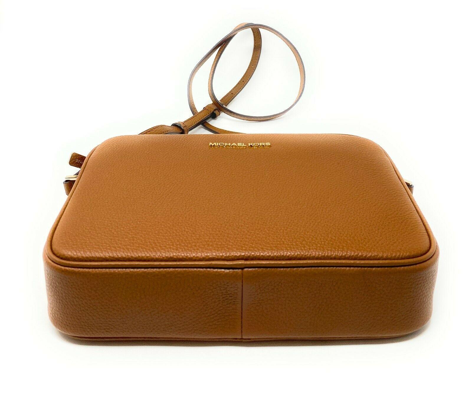 thumbnail 36 - Michael Kors Jet Set Item Large East West Crossbody Chain Handbag Clutch $298