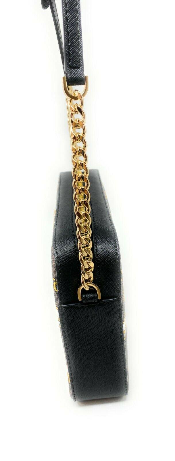 thumbnail 40 - Michael Kors Jet Set Item Large East West Crossbody Chain Handbag Clutch $298
