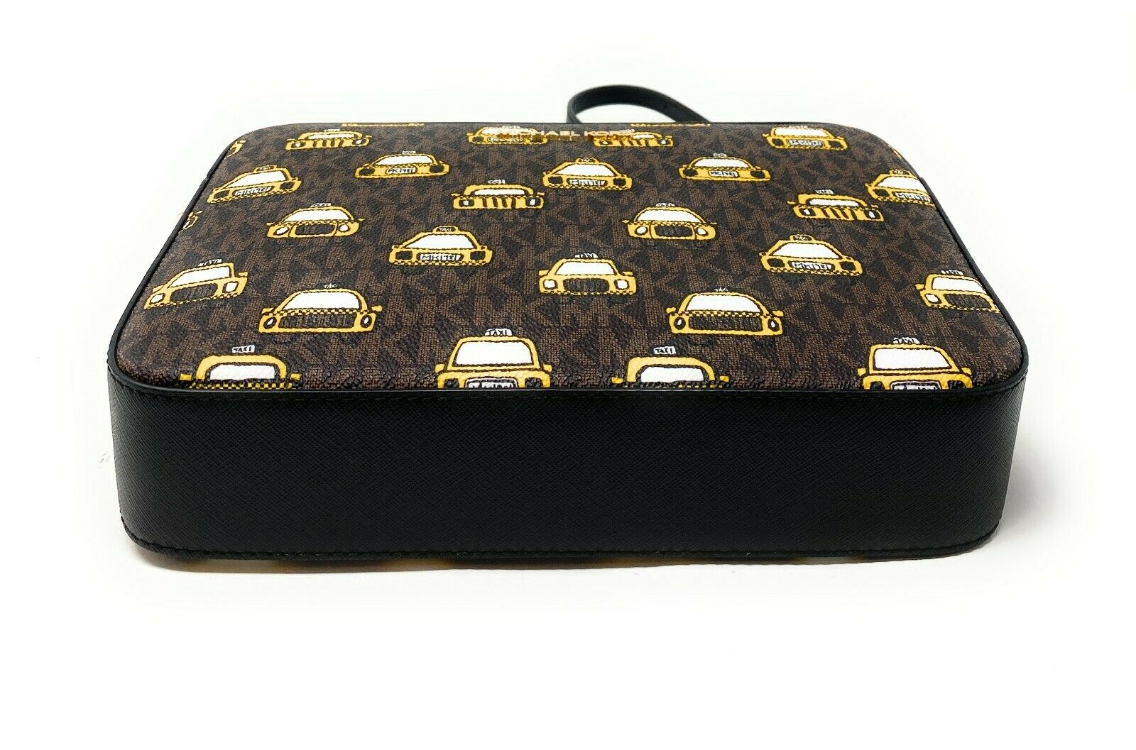 thumbnail 42 - Michael Kors Jet Set Item Large East West Crossbody Chain Handbag Clutch $298