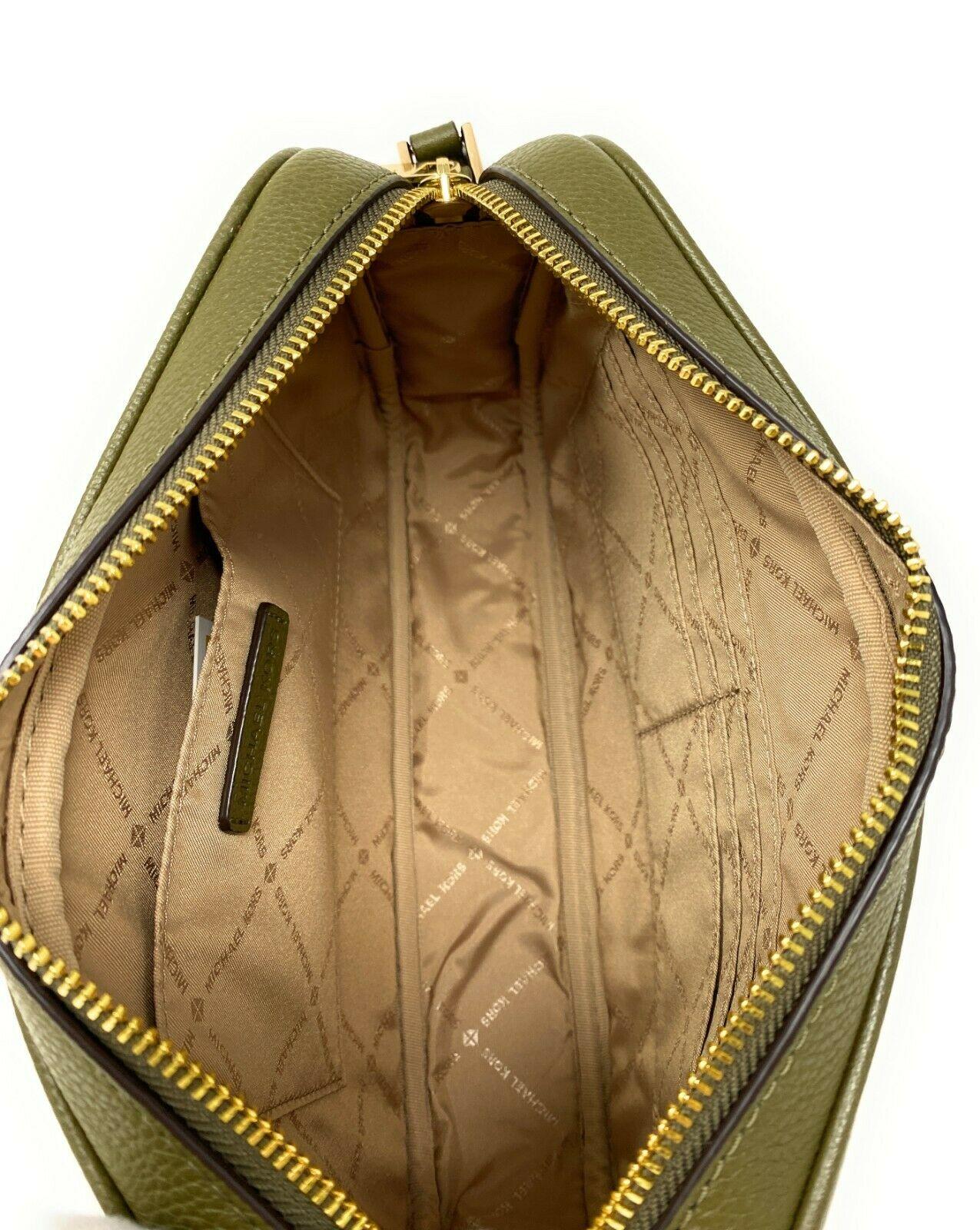 thumbnail 49 - Michael Kors Jet Set Item Large East West Crossbody Chain Handbag Clutch $298