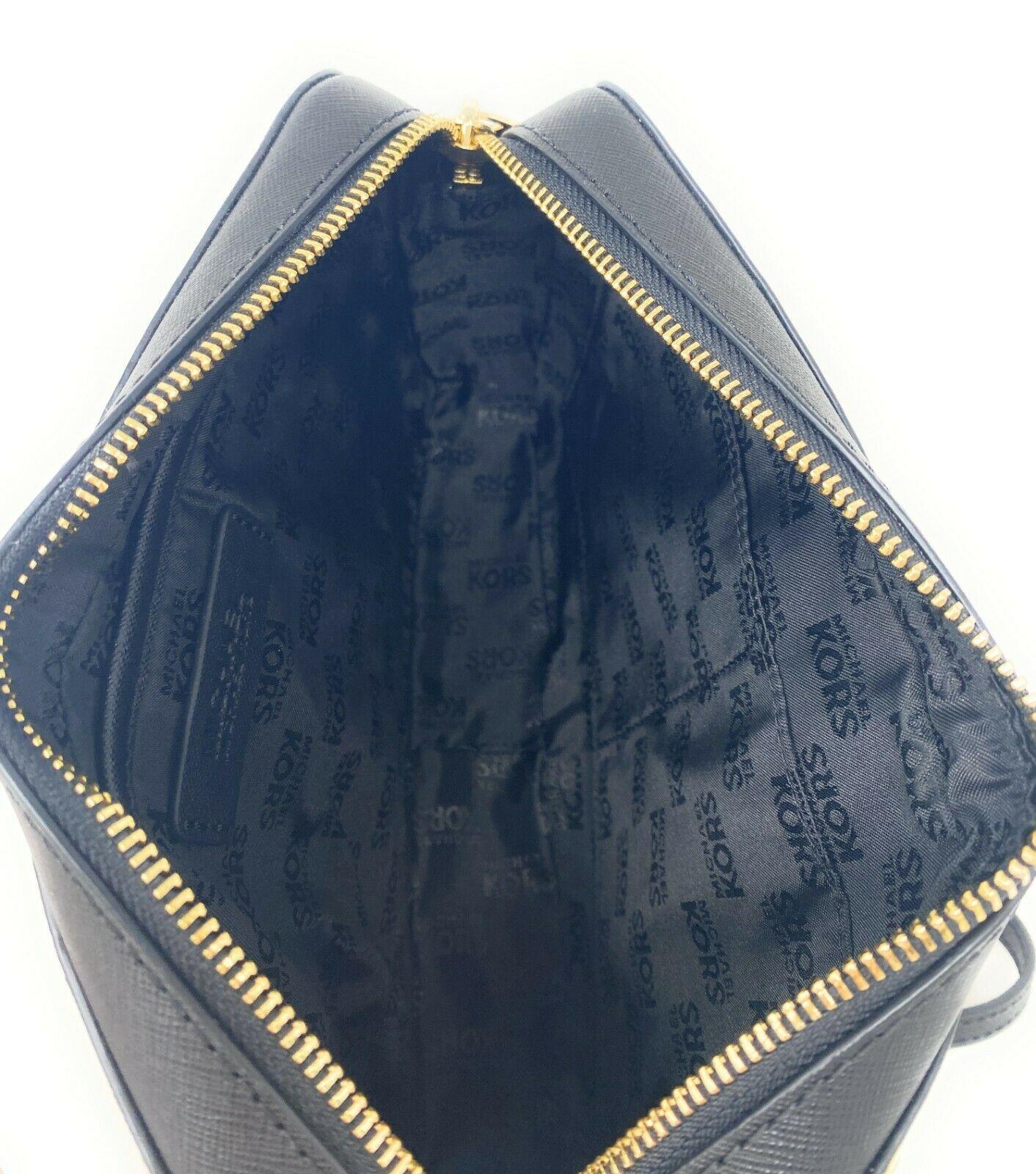 thumbnail 55 - Michael Kors Jet Set Item Large East West Crossbody Chain Handbag Clutch $298