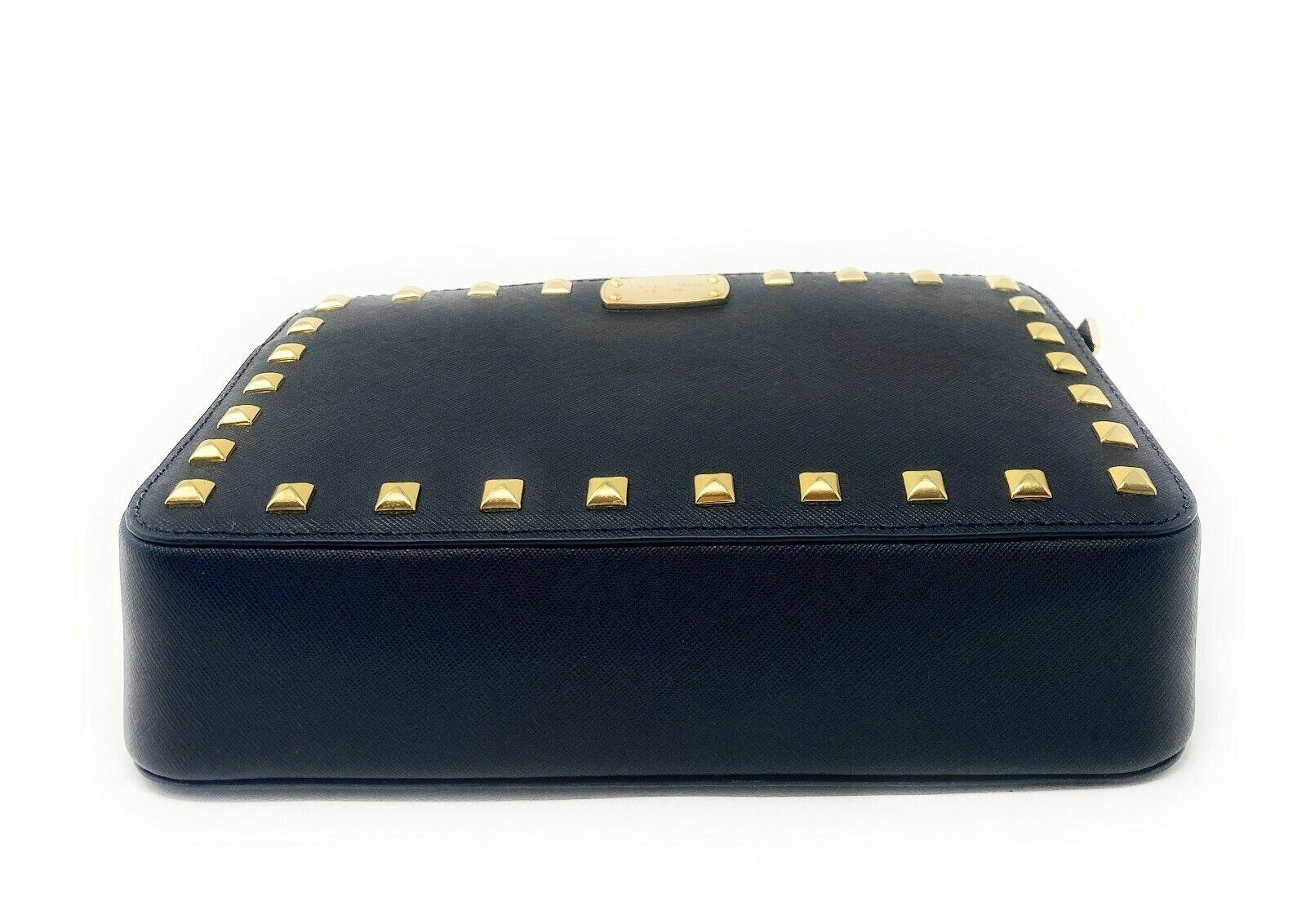 thumbnail 54 - Michael Kors Jet Set Item Large East West Crossbody Chain Handbag Clutch $298