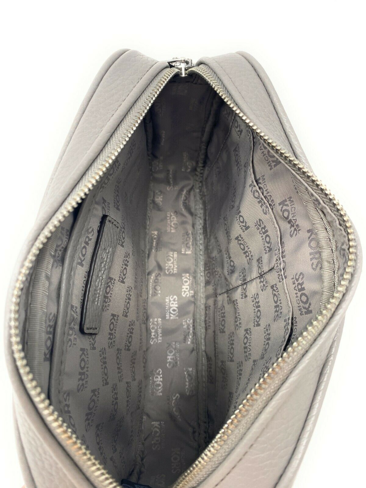thumbnail 61 - Michael Kors Jet Set Item Large East West Crossbody Chain Handbag Clutch $298