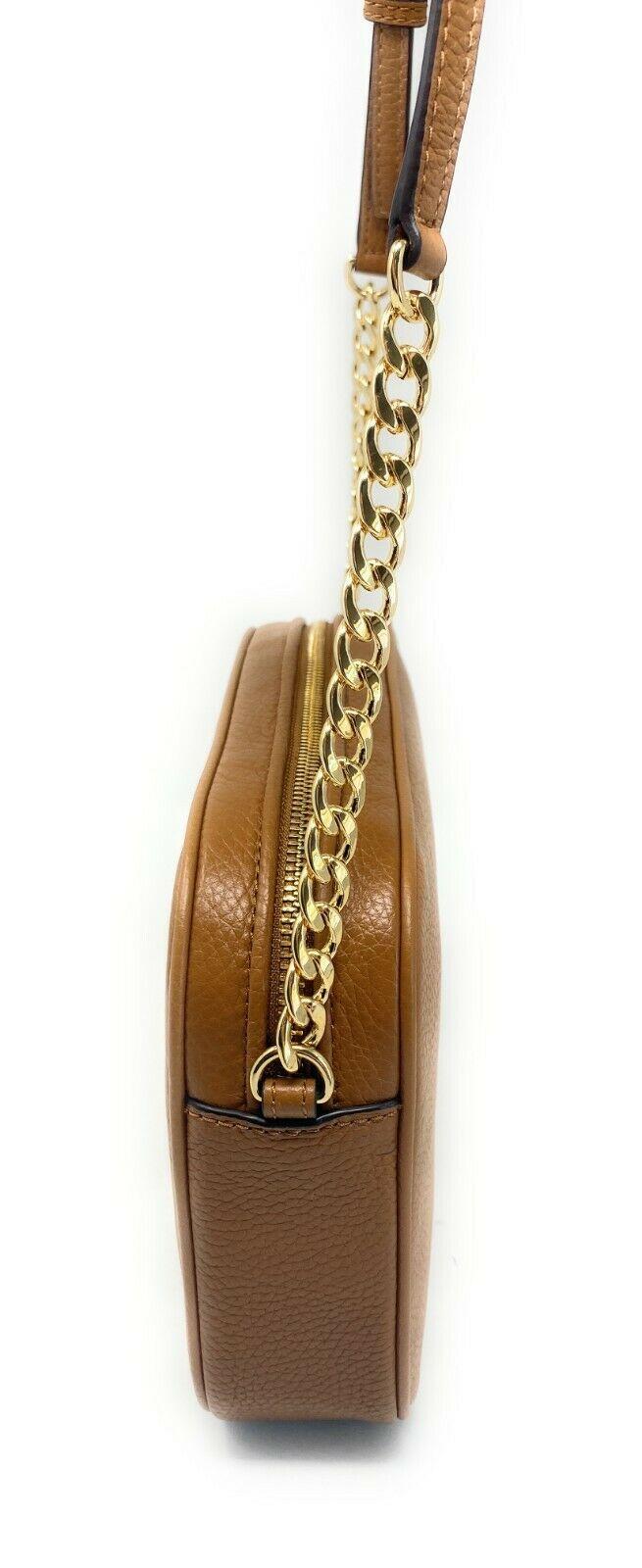 thumbnail 64 - Michael Kors Jet Set Item Large East West Crossbody Chain Handbag Clutch $298