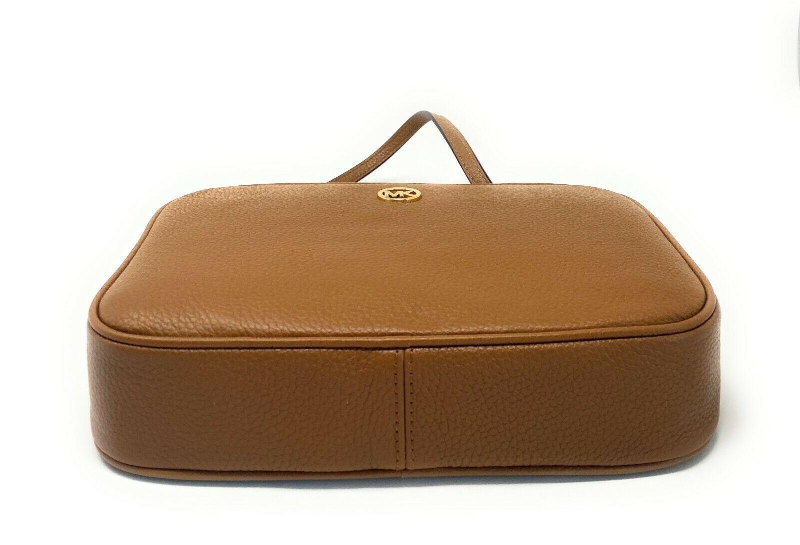 thumbnail 66 - Michael Kors Jet Set Item Large East West Crossbody Chain Handbag Clutch $298