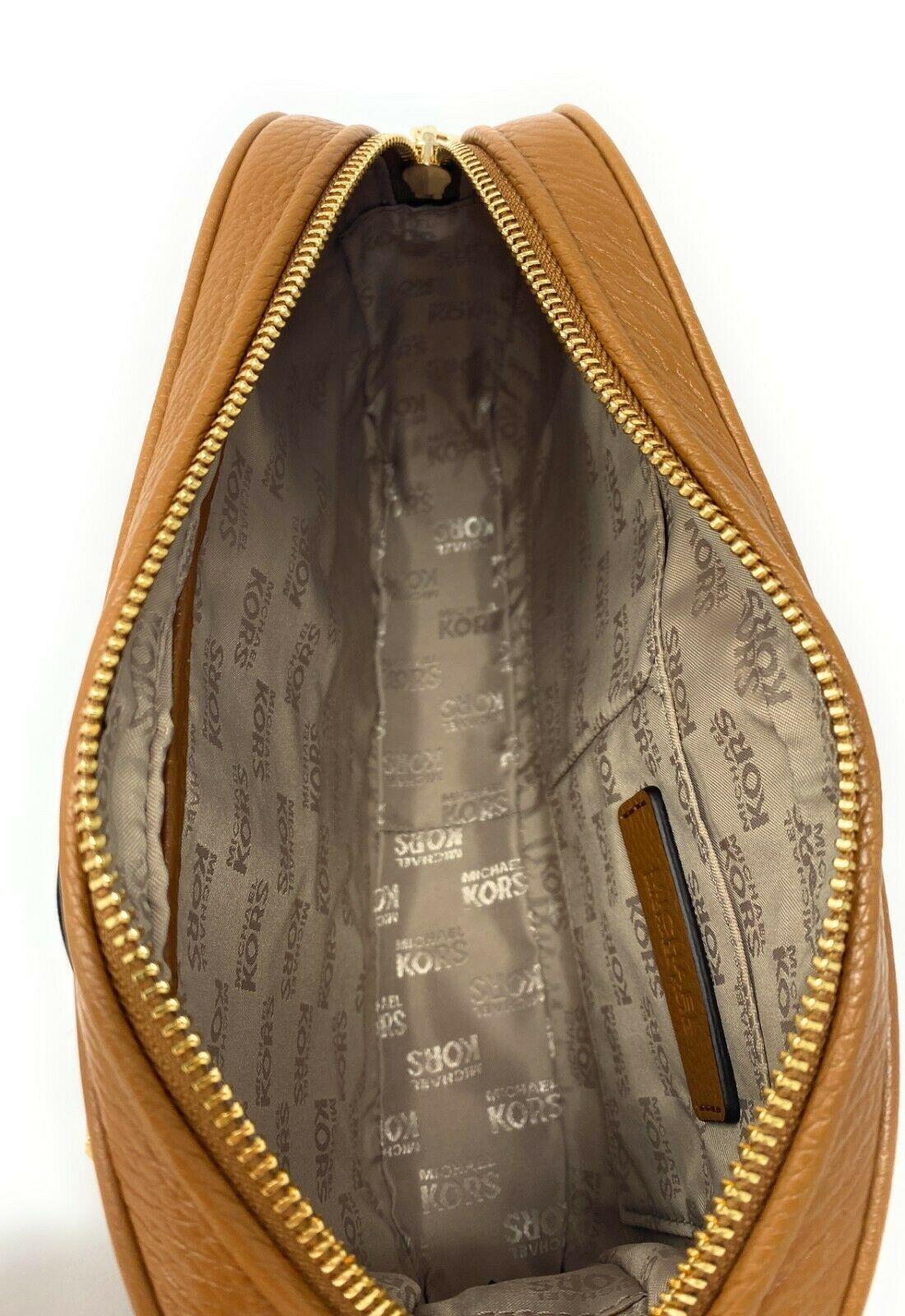 thumbnail 67 - Michael Kors Jet Set Item Large East West Crossbody Chain Handbag Clutch $298