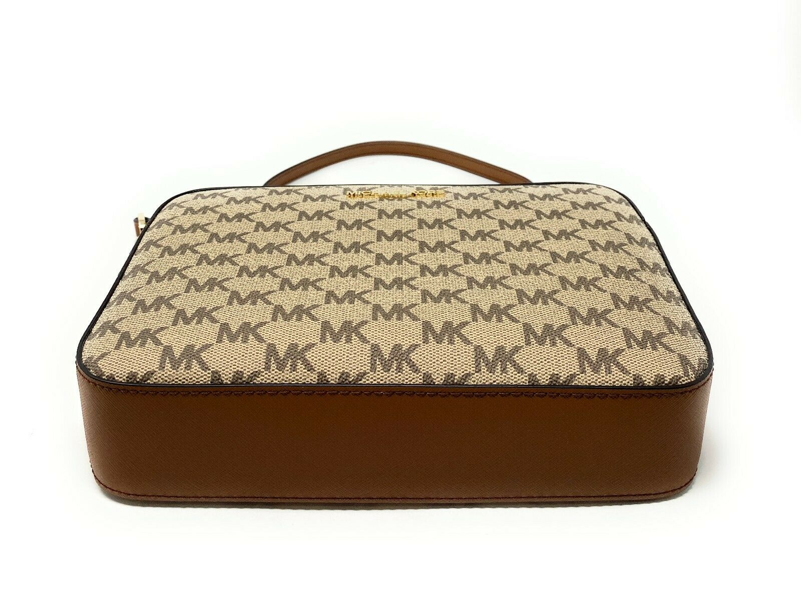 thumbnail 72 - Michael Kors Jet Set Item Large East West Crossbody Chain Handbag Clutch $298