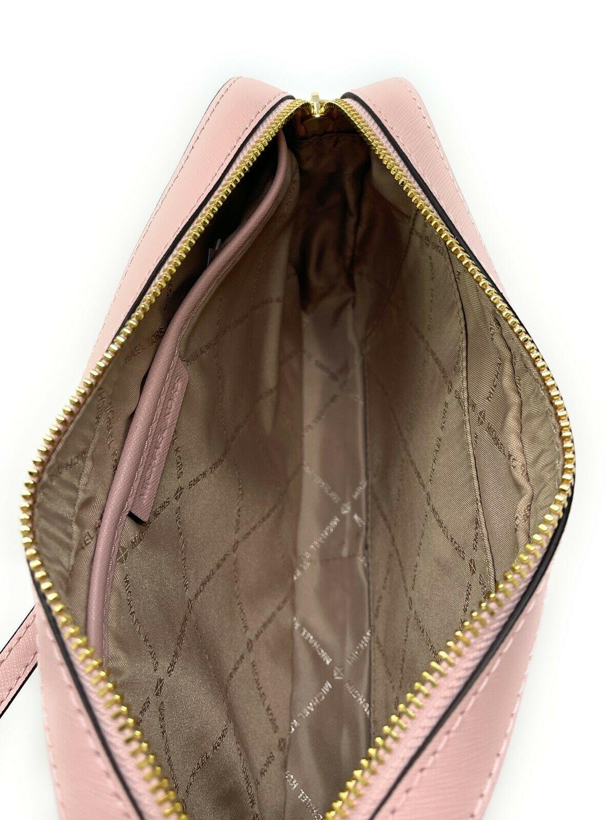 thumbnail 91 - Michael Kors Jet Set Item Large East West Crossbody Chain Handbag Clutch $298