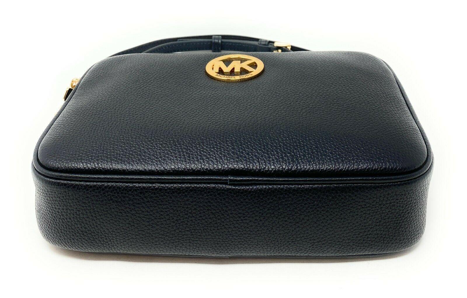 thumbnail 96 - Michael Kors Jet Set Item Large East West Crossbody Chain Handbag Clutch $298