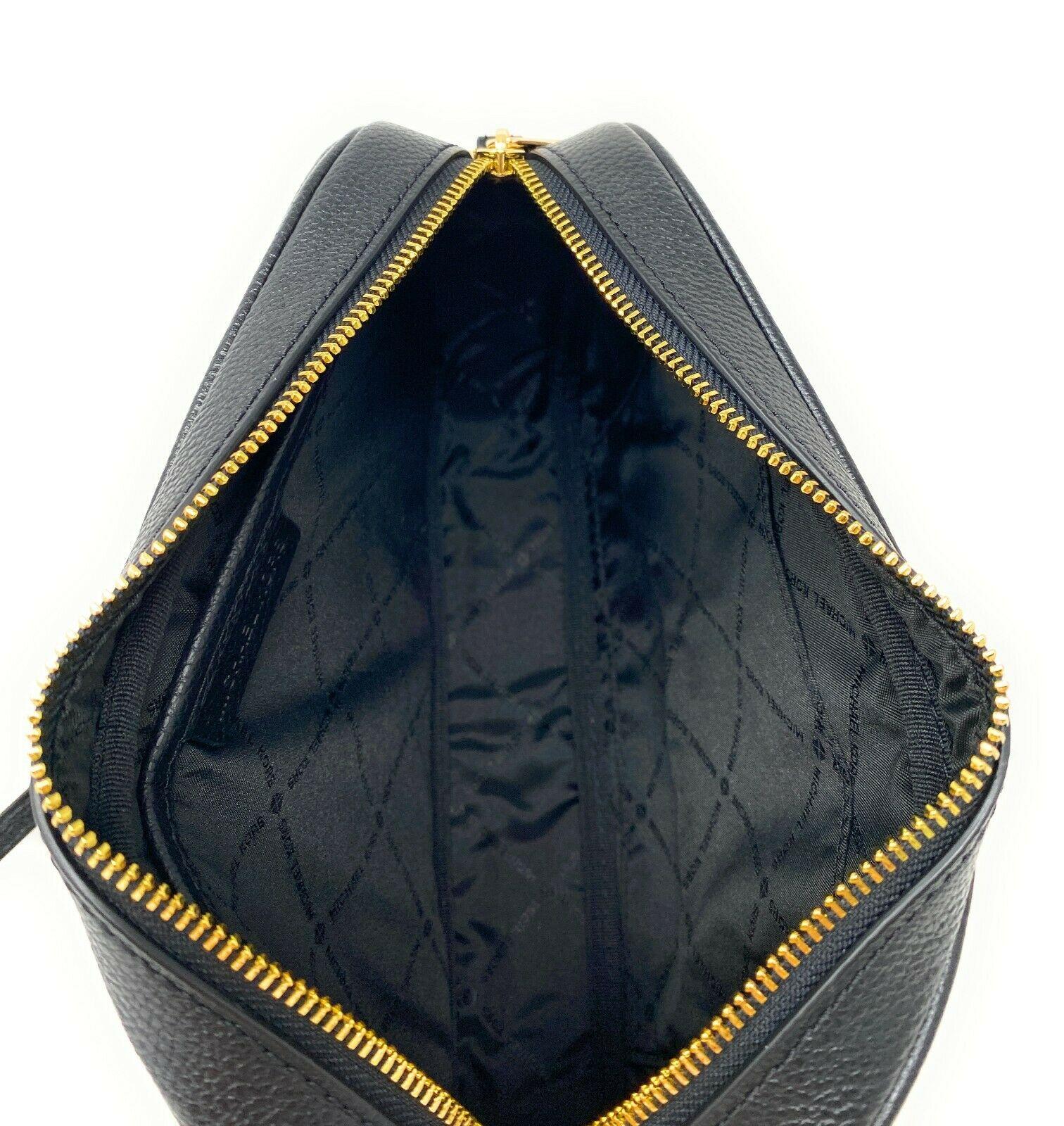 thumbnail 97 - Michael Kors Jet Set Item Large East West Crossbody Chain Handbag Clutch $298