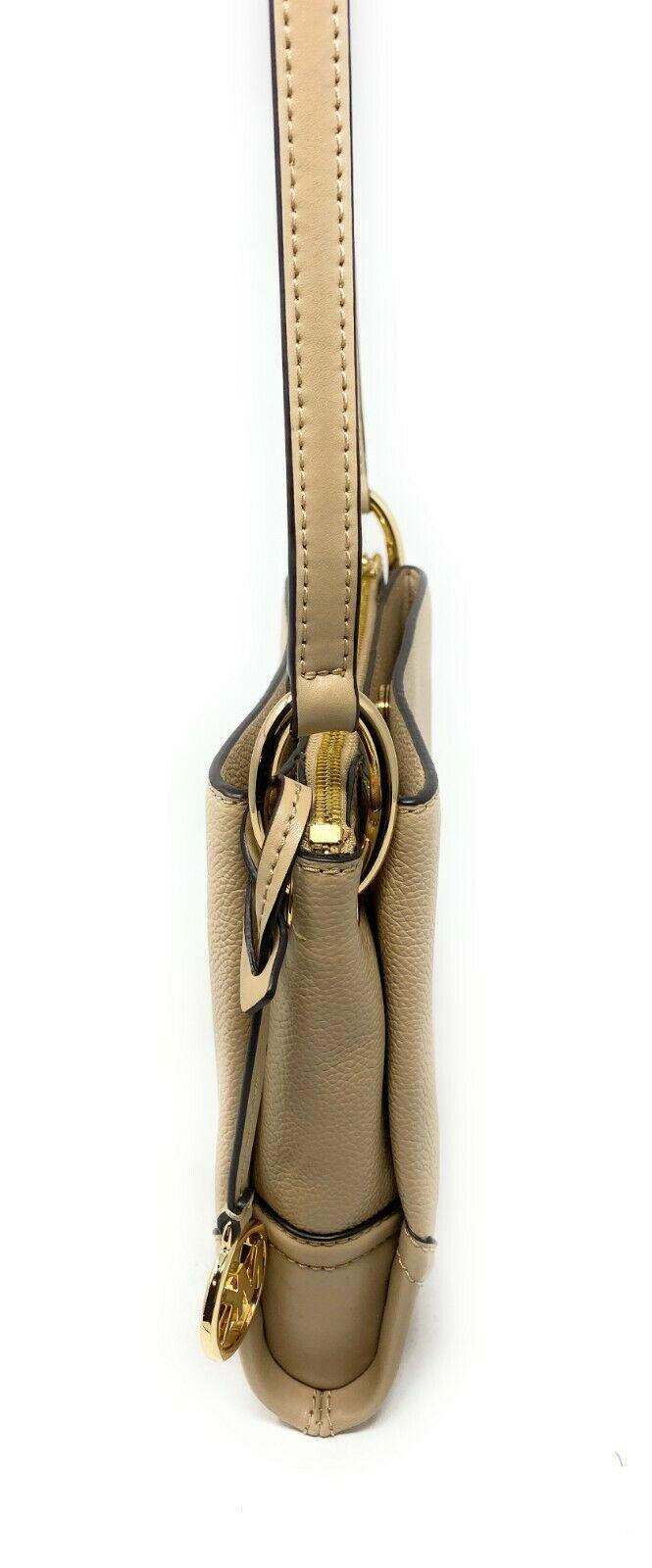 thumbnail 4 - Michael Kors Nicole Large Triple Compartment Crossbody Bag MK Purse