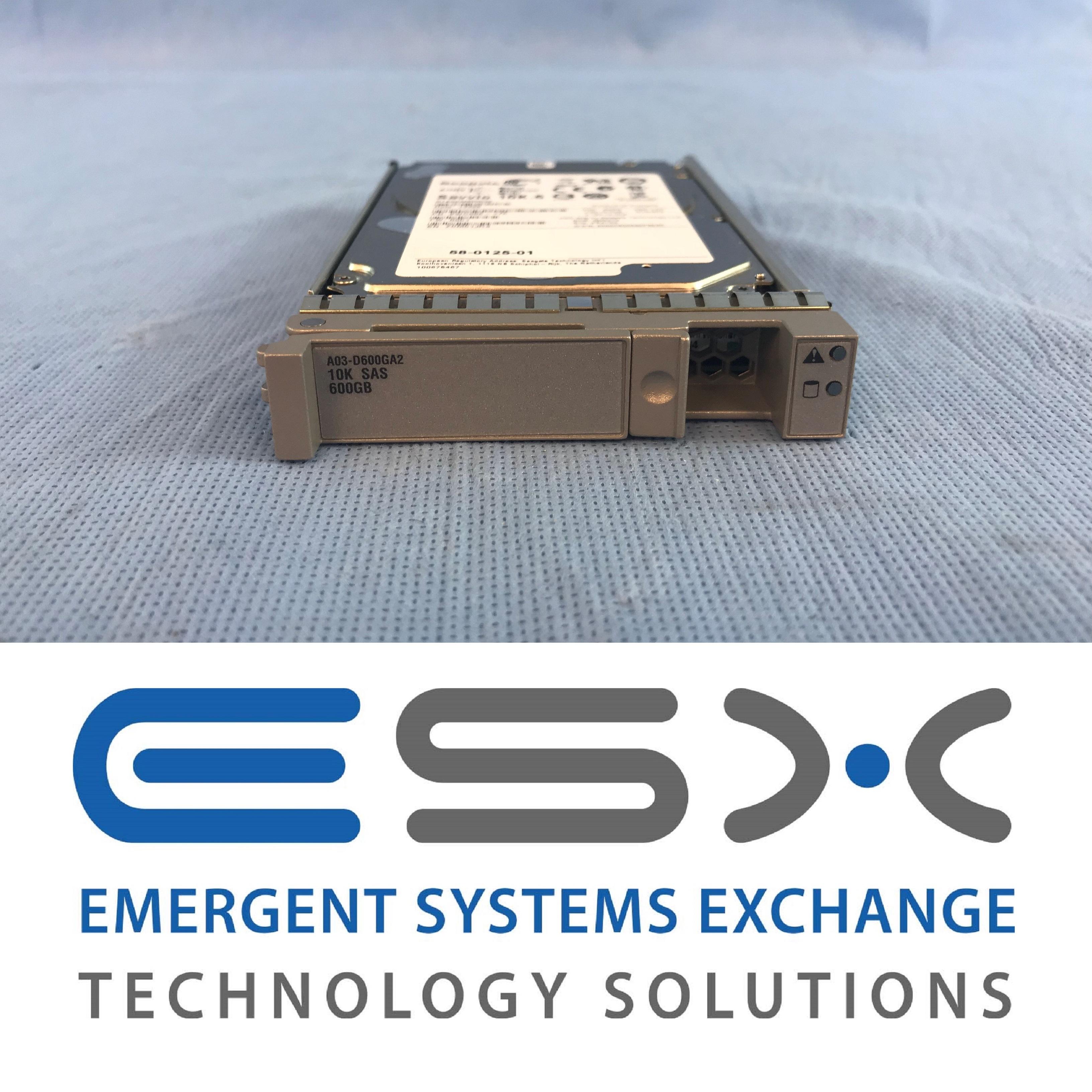 A03-D600GA2 Cisco UCS 600GB 10K 6Gbps SAS 2.5/'/' Hard Drive