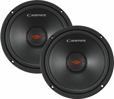 "4x Cadence Acoustics QR65K 720W 6.5/"" 2-Way Component Car Speaker"