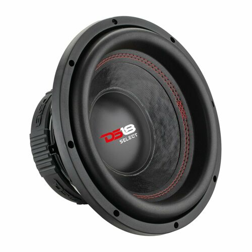 Details about 8 Inch Sub woofer 400 Watts Power 4 Ohm Single Voice Coil  Bass DS18 SLC-8S