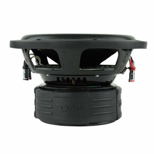 ds18 z10 elite 1500w max dual 4 ohm voice coil 10 subwoofer bass speaker 663593058744 ebay. Black Bedroom Furniture Sets. Home Design Ideas