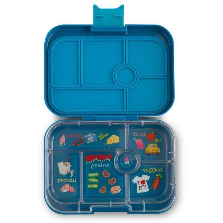 89960c2ce3c4 Details about Yumbox Leakproof Bento Lunch Box Portion Control Container  (6-compartment)