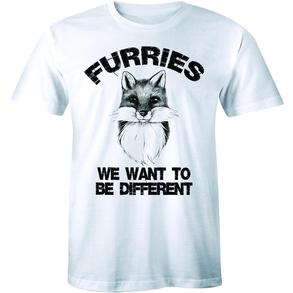 Fury Family American Flag Hanes Tagless Tee T-Shirt