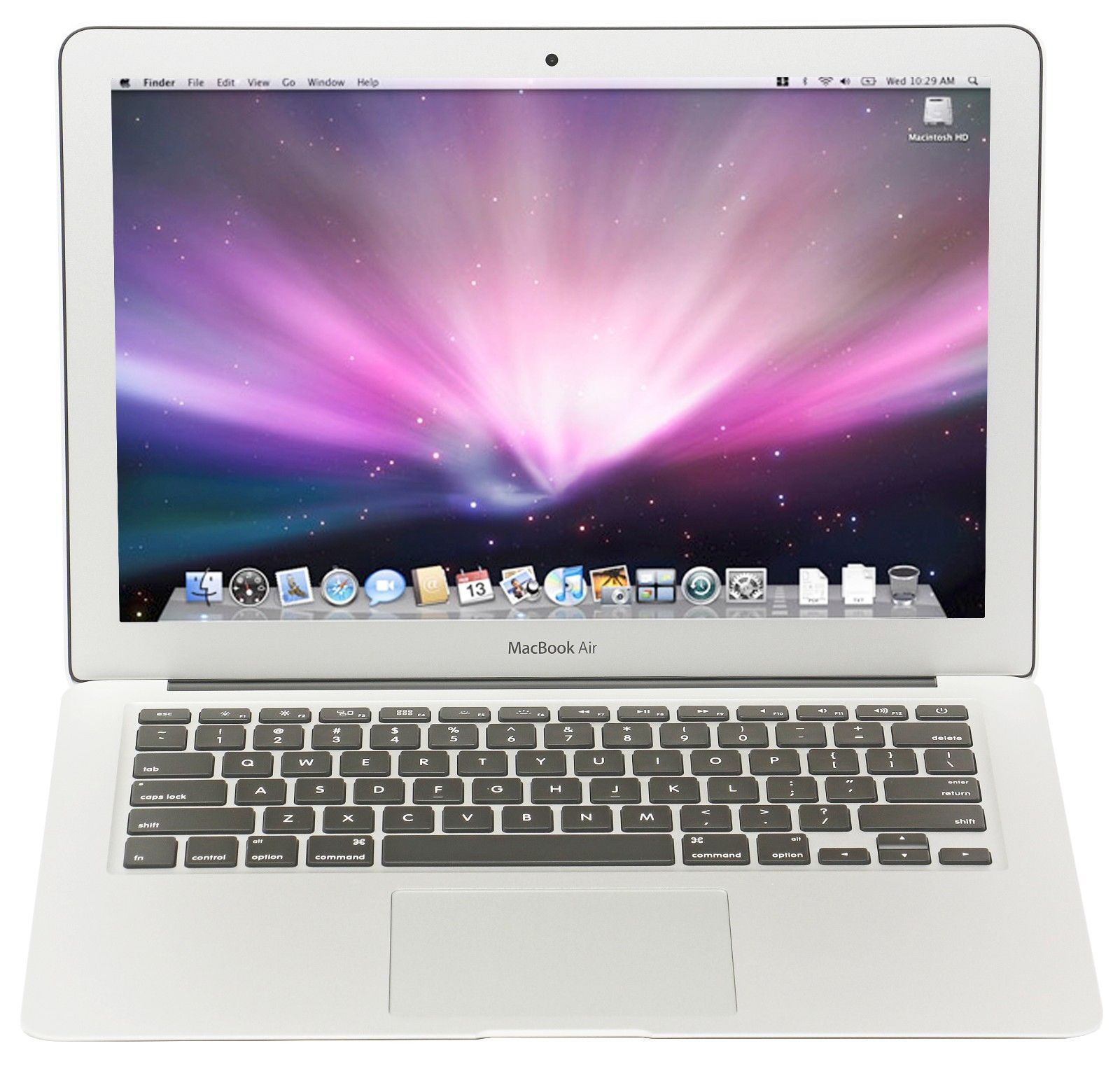 apple 13 inch macbook air mid 2017 1 8ghz core i5 8gb ram 128gb ssd mqd32ll a ebay. Black Bedroom Furniture Sets. Home Design Ideas