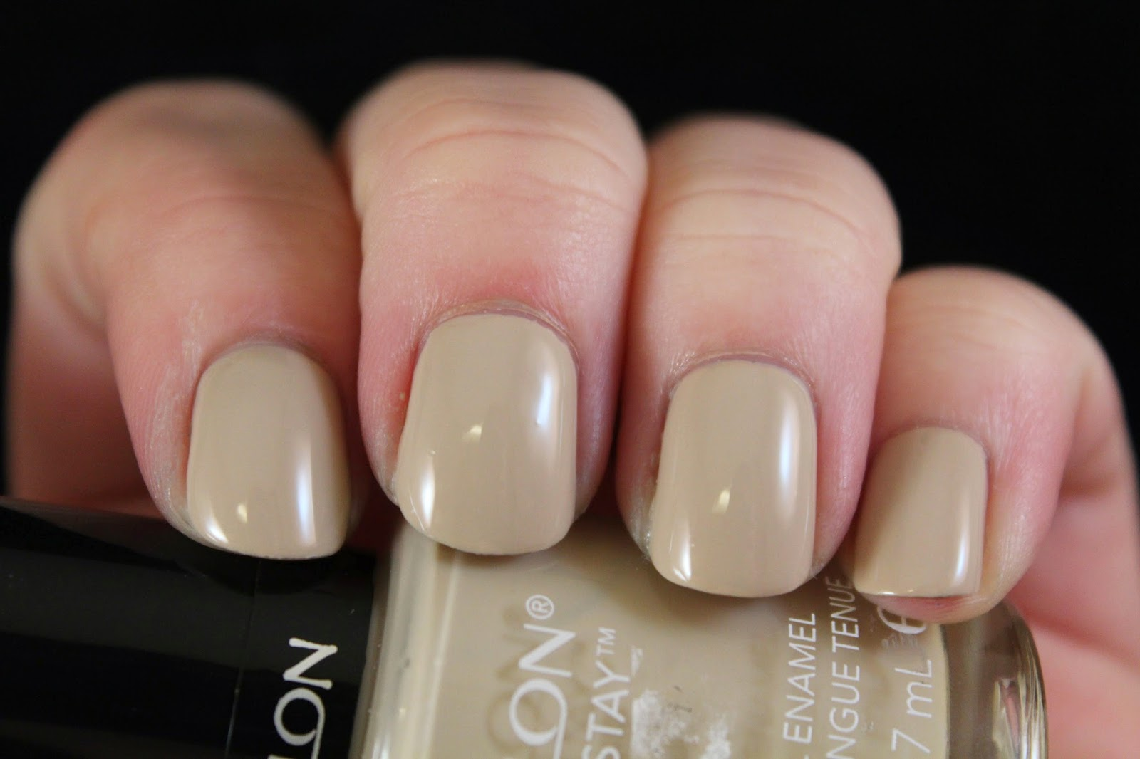 Revlon enamel nail polish best image nail 2017 revlon colorstay long wear nail polish enamel gel 300 bare bones nvjuhfo Image collections