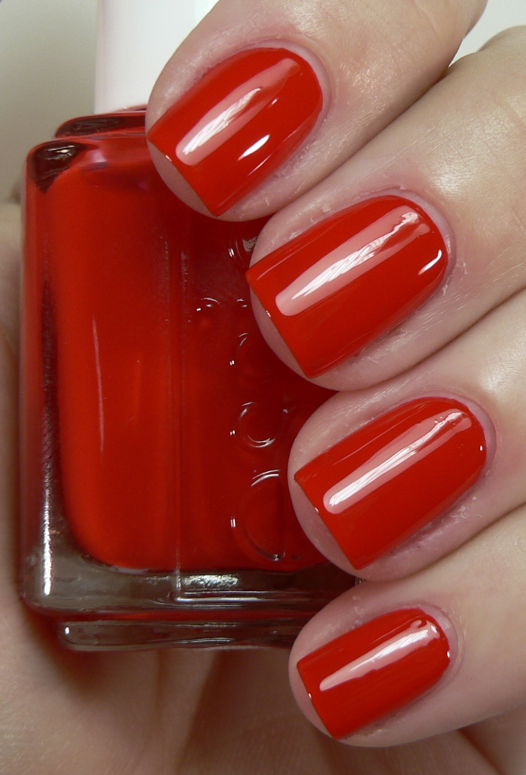 essie Nail Polish Color Lacquer Wicked 352 Dark Red ...
