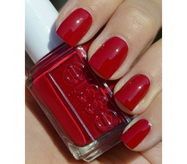 Essie Nail Polish Color Lacquer Wicked 352 Dark Red Burgundy Ebay