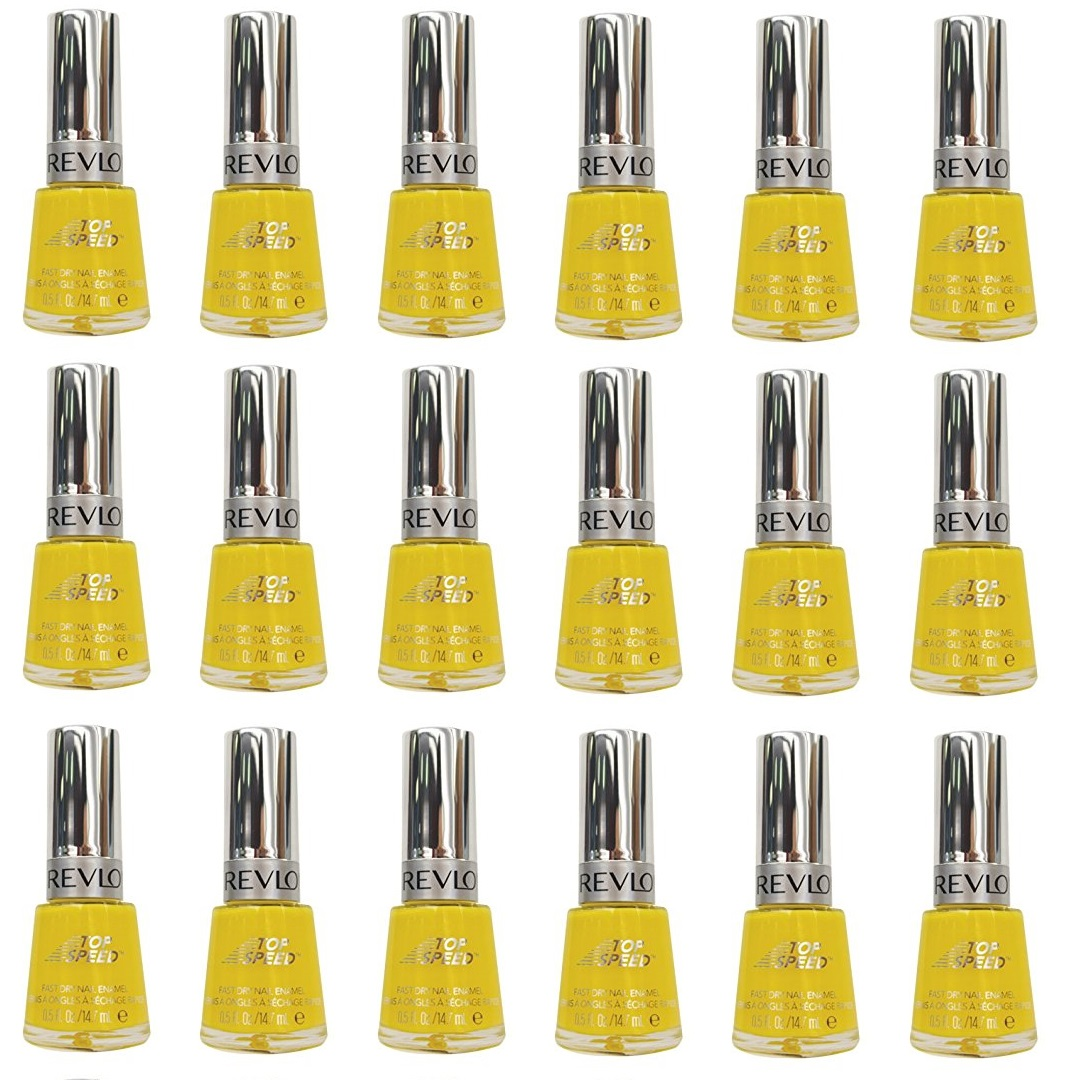 Revlon Top Speed Fast Dry Nail Polish, 390 Crystal Glow Choose Your ...