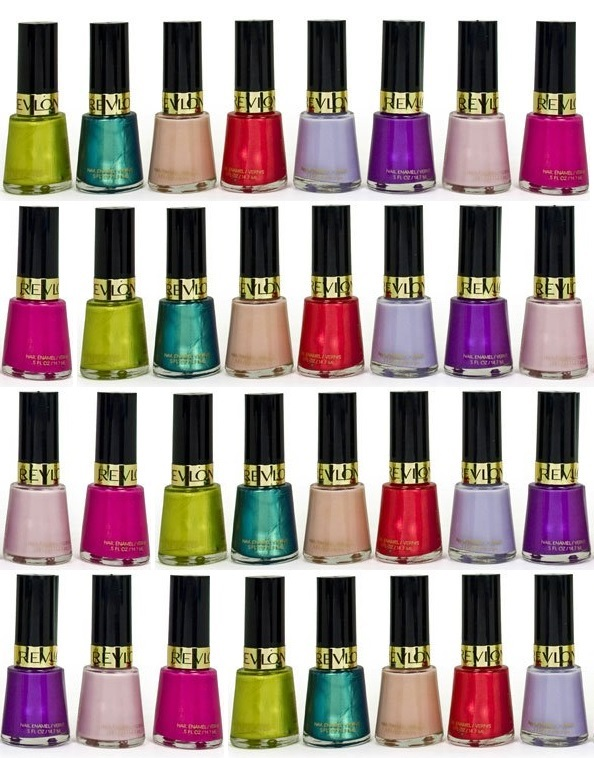 Revlon Nail Enamel Polish Choose Your Color Beat Bargains