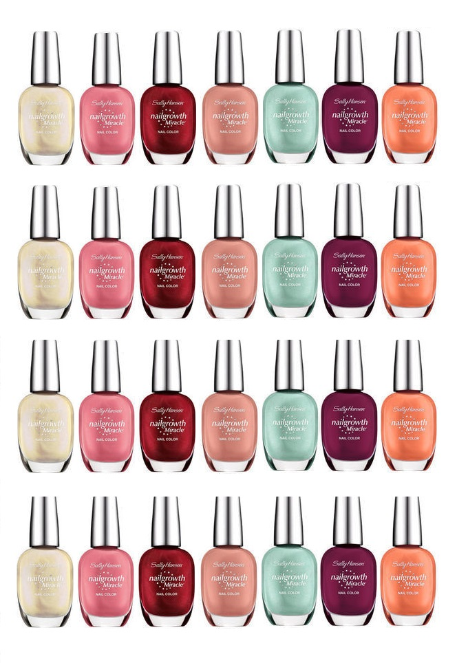 Sally Hansen Nail Growth Miracle Polish (Choose Your Color) – Beat ...