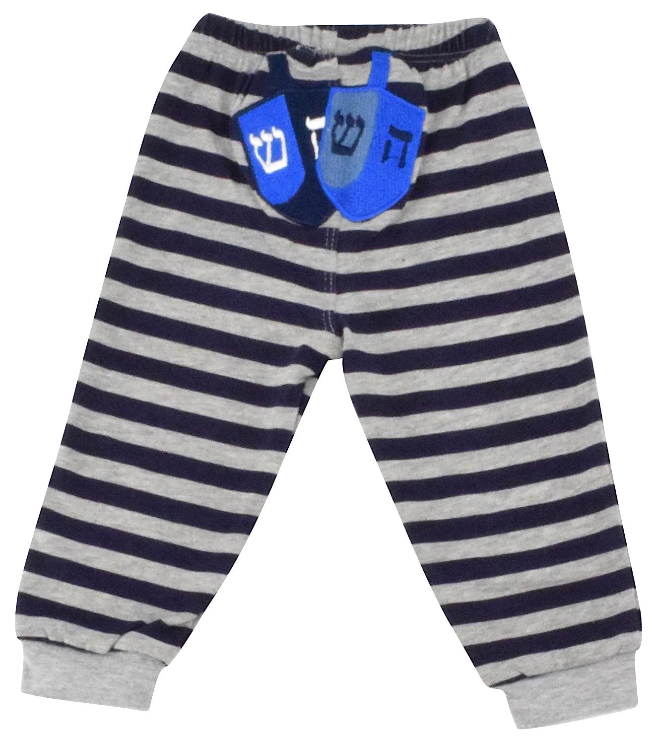 """Baby /""""Lets Get Lit/"""" Hanukkah Layette Set Cap Outfit Boys Girls  Newborn Infant"""