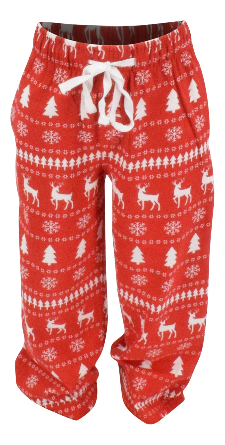 ub winter print matching family christmas pajama pants