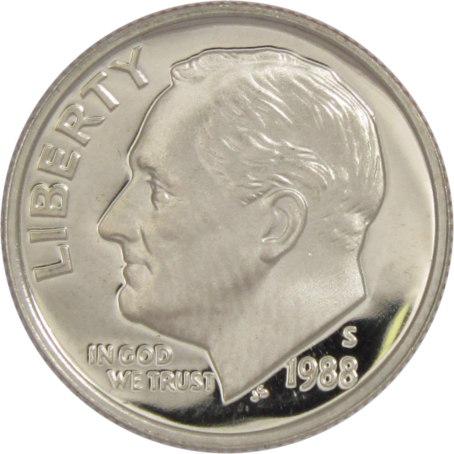 2017 S 10c Roosevelt Silver Dime US Coin Choice Proof