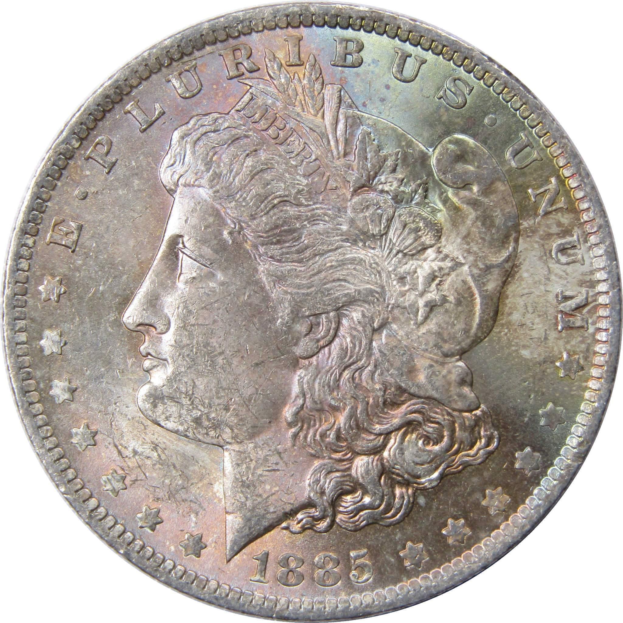 1885 dollar coin