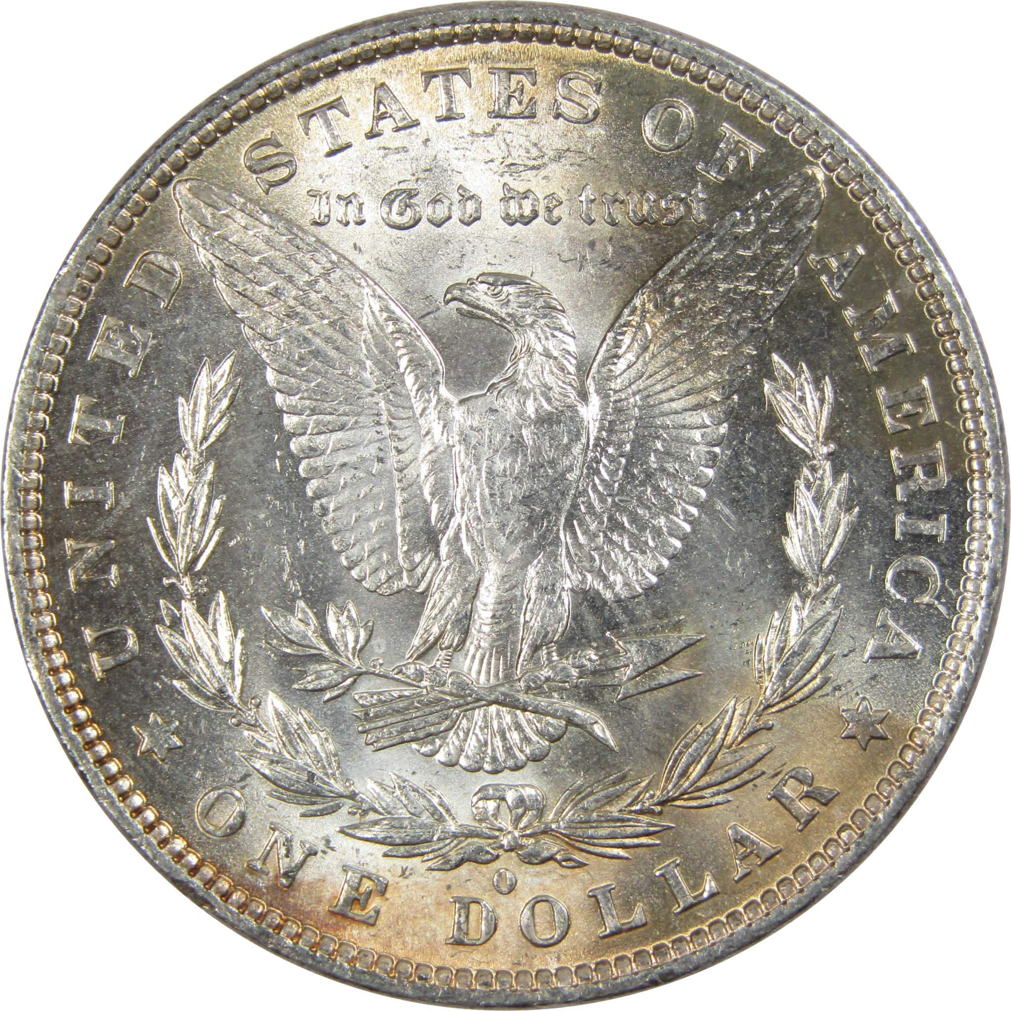 1882 O $1 Morgan Silver Dollar BU Brilliant Uncirculated