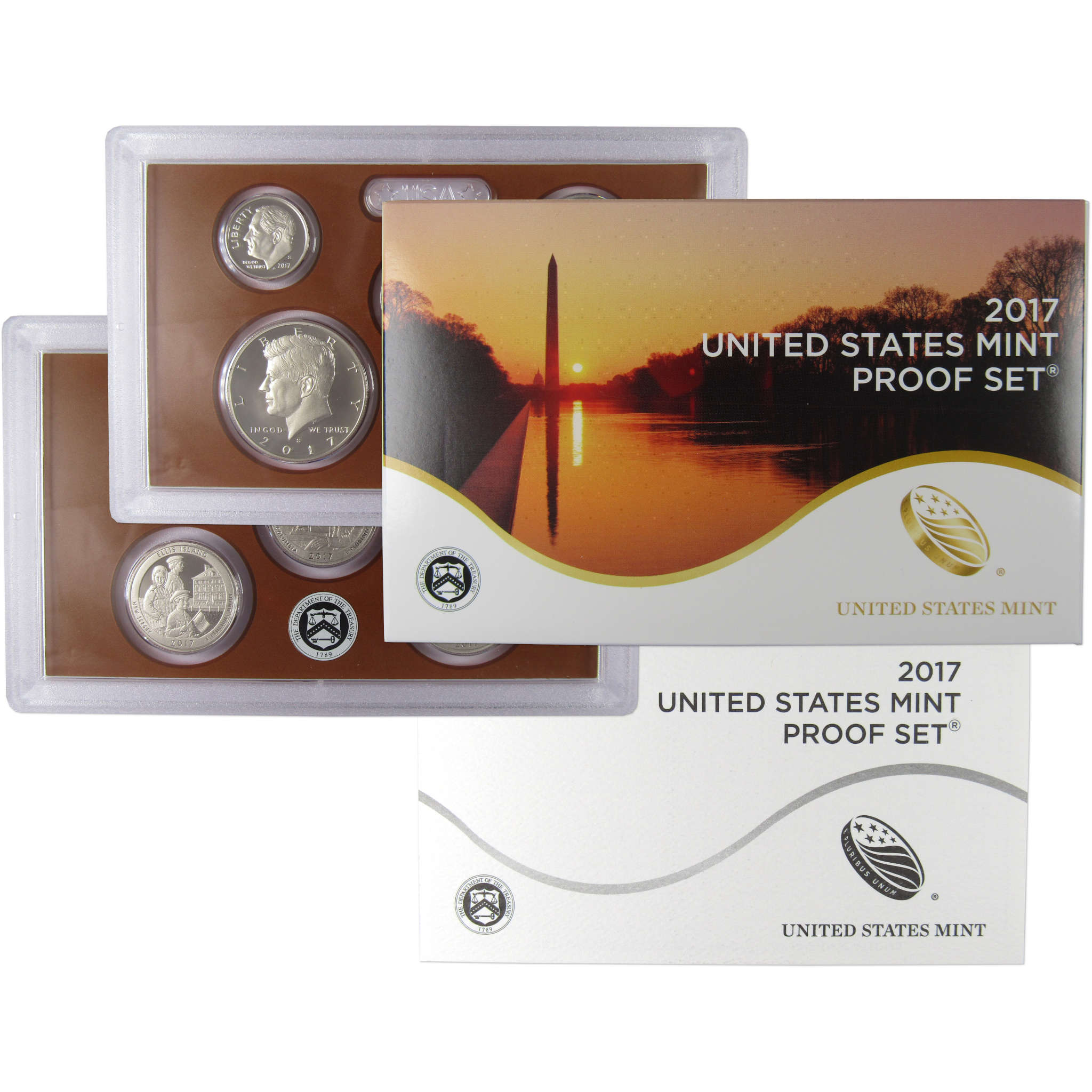 2017 us coin proof set