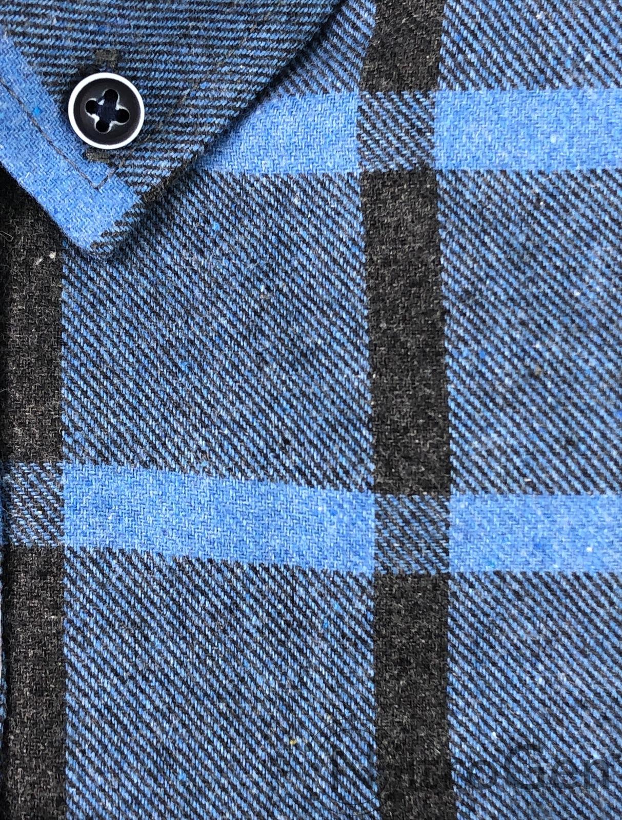 Details about  /Men/'s Long Sleeve Dress Shirt Slim Fit Checkered Super Soft Egyptian Cotton