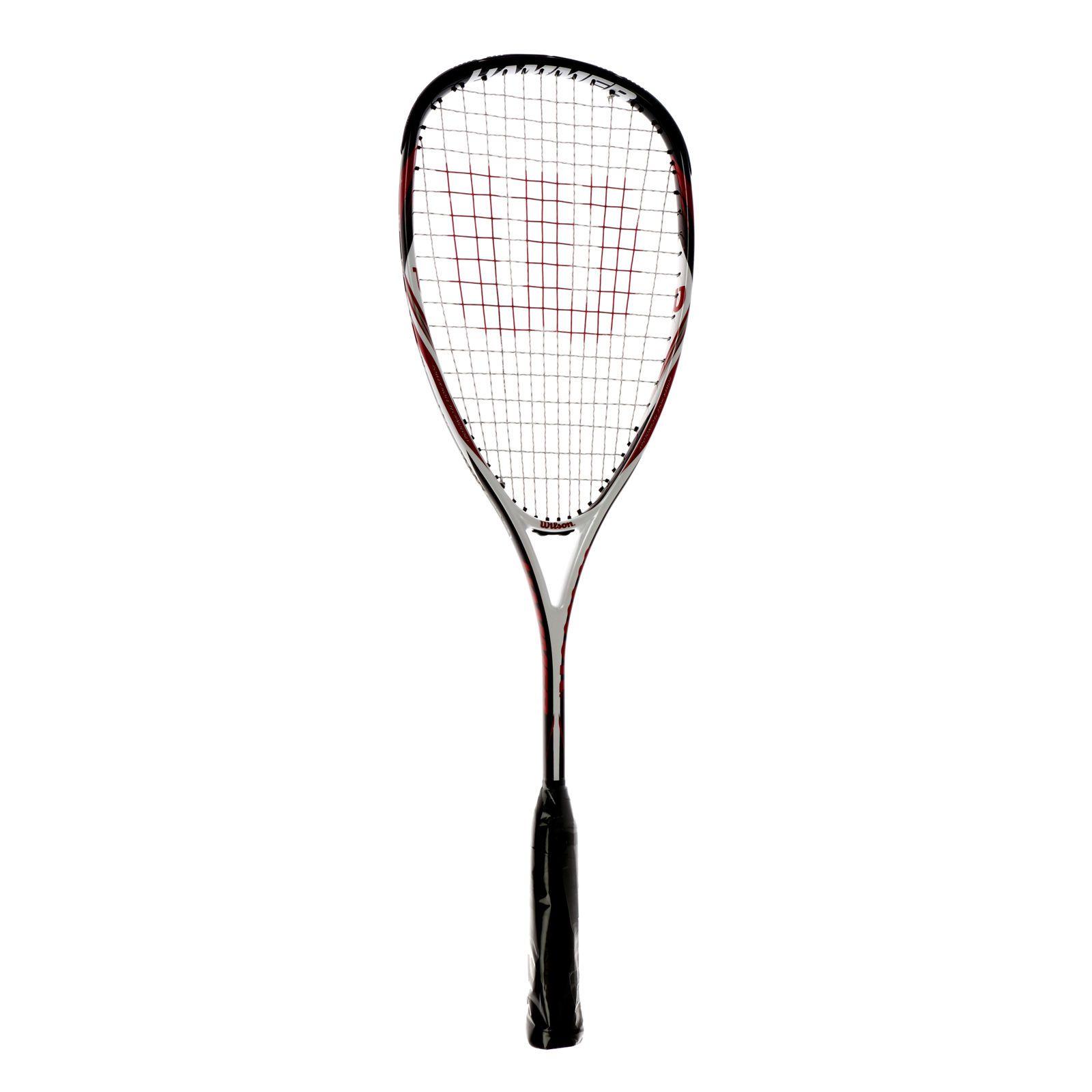 Wilson Hyper Carbon Sledge Hammer 130 Squash Tennis Racquet Racket