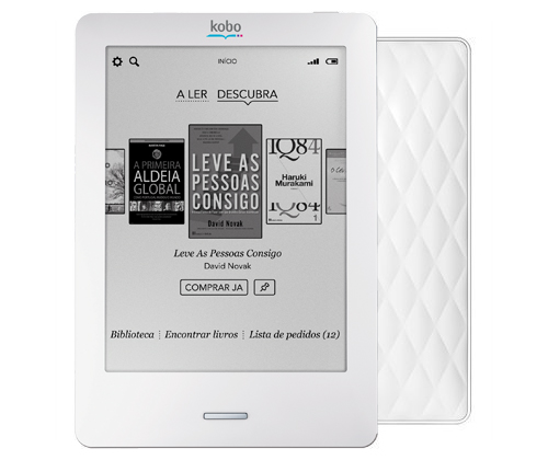 Kobo-Touch-eReader-905-2GB-WiFi-6-034-4-Colors-With-Free-Clip-Light thumbnail 8