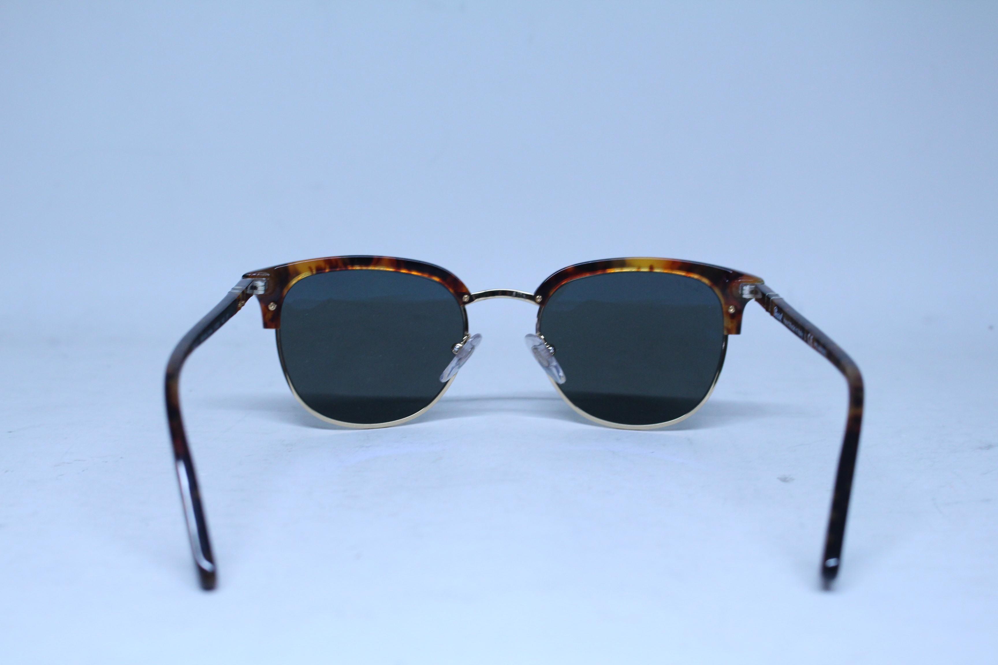 02f9cb6a9e1 Details about Persol 3105-S 108 58 Sunglasses Frames - Caffe - 51 20 145