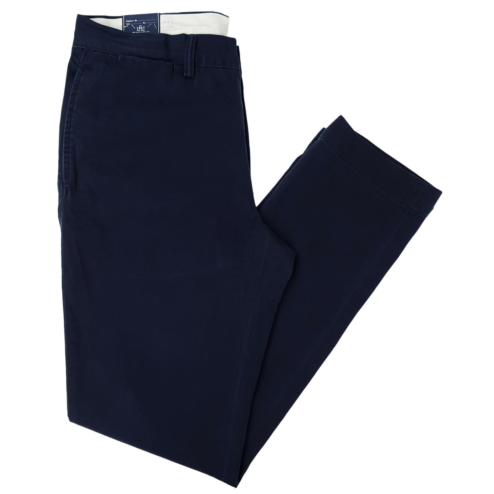 2b8ee5d480a7 Polo Ralph Lauren Men's Slim-Fit Bedford Chino Pants | eBay