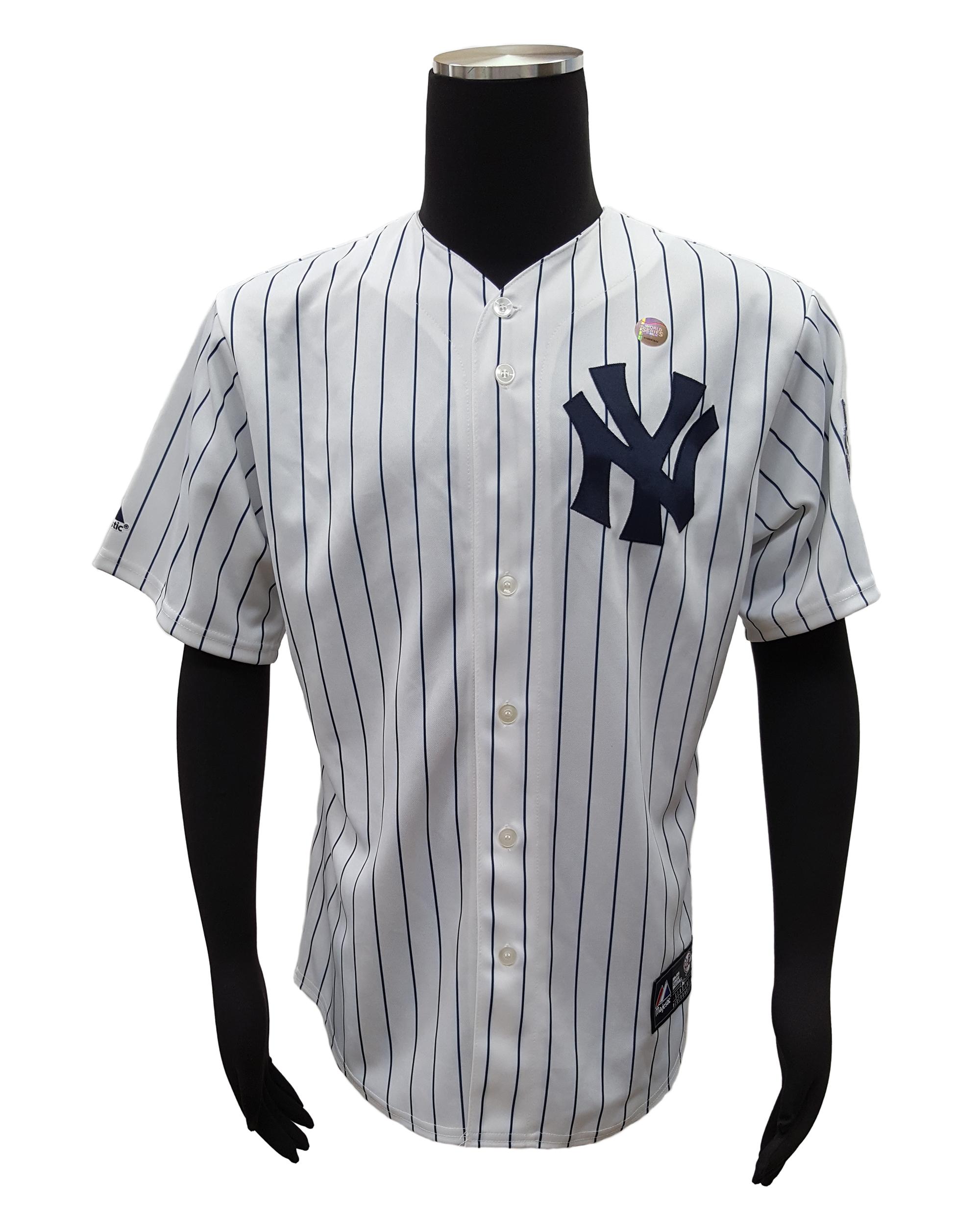 Majestic NY Yankees World Series 2009