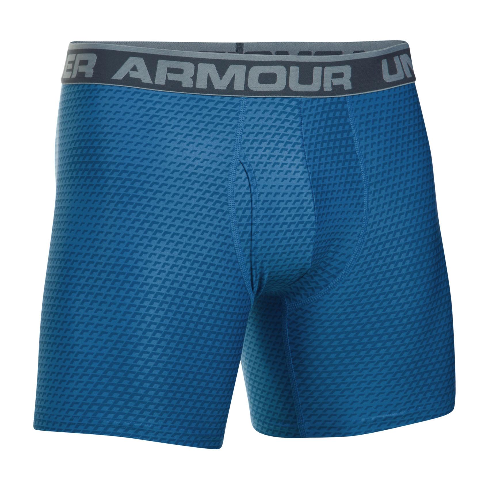 Under Armour Mens O Series 6 In Printed Underwear