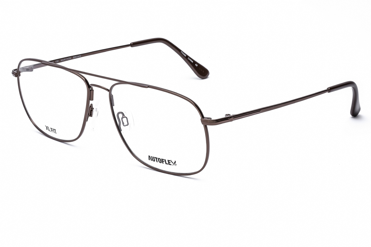 Eyeglasses FLEXON AUTOFLEX DESPERADO 210 BROWN