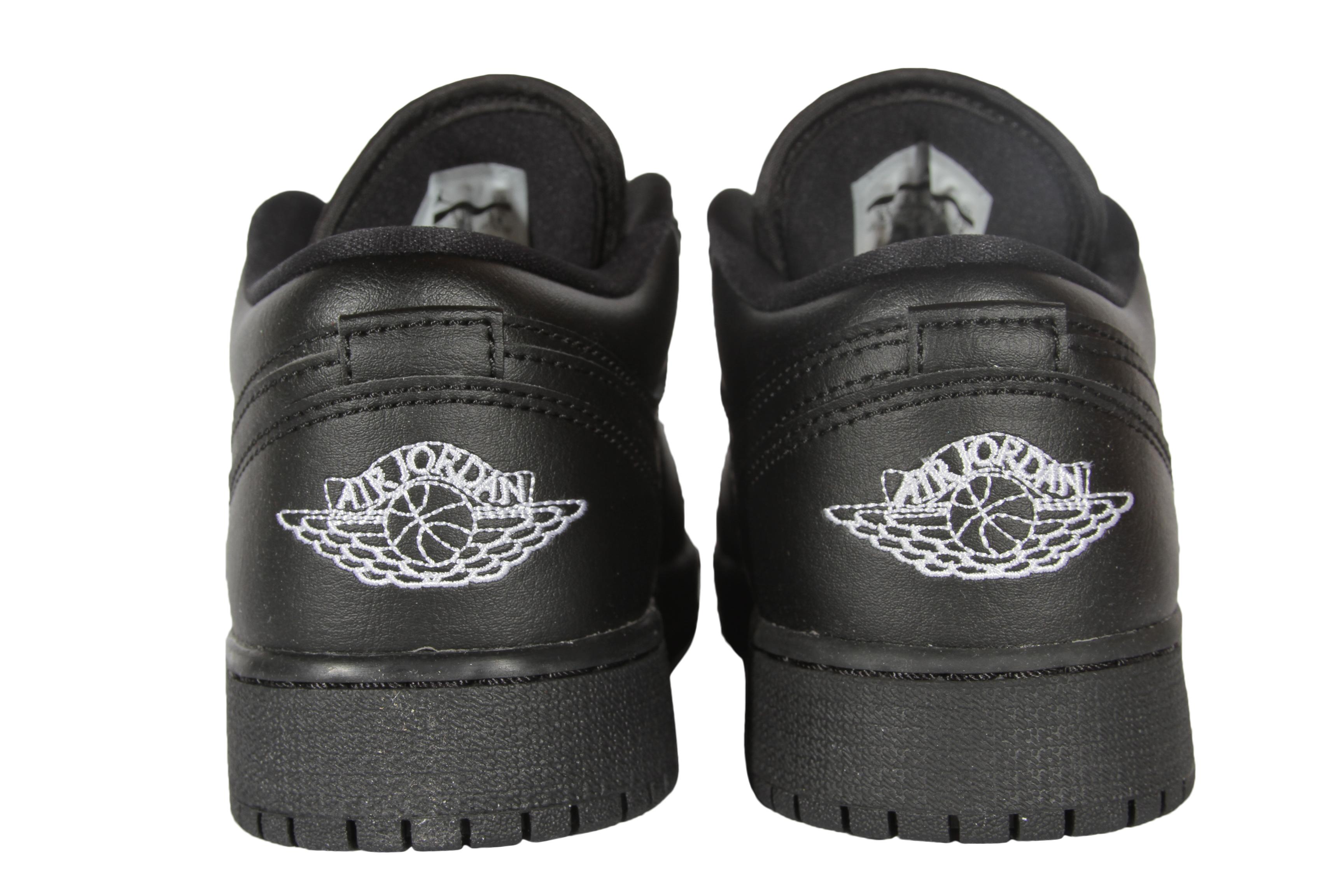Air Jordan 1 Low BG Boy s Grade School (big Kids) Shoes 553560-006 ... 33dc3d417