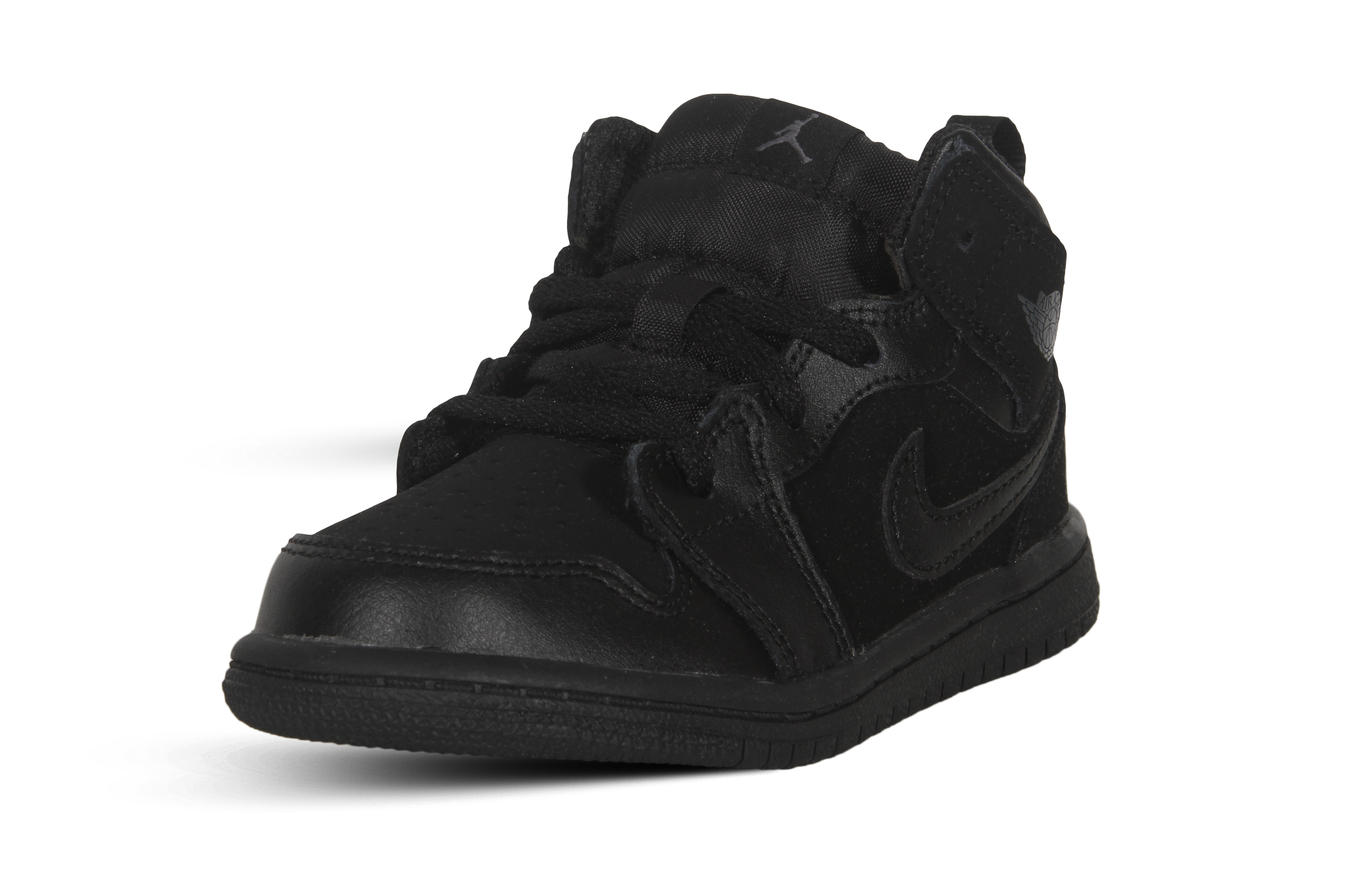 huge discount cde88 ad44a Air Jordan 1 Mid (TD) Boy s Toddlers Basketball Shoes 640735-050