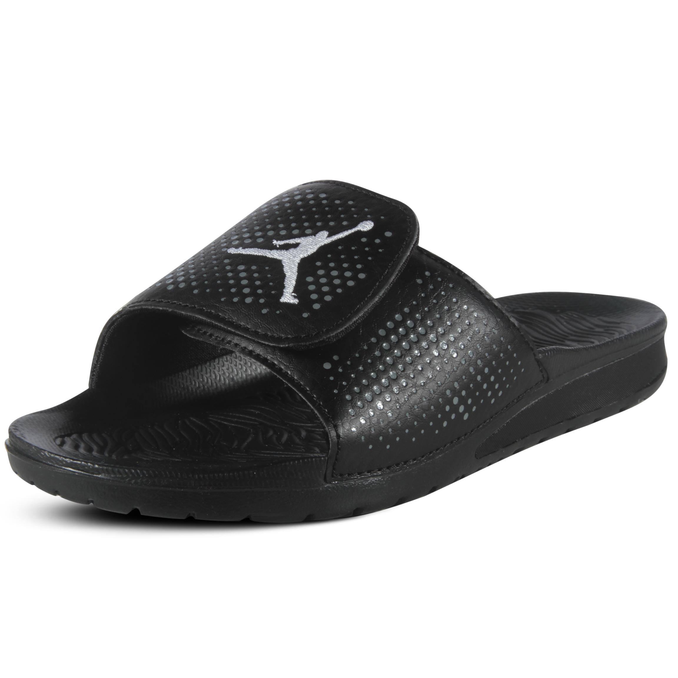 d8ef5cd0d992d1 Boy s Jordan Hydro 5 BP Pre-School (Little Kids) Sandals 820259-010 ...